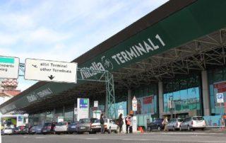 Noleggio Auto Pulmini 9 posti Furgoni Autonoleggio Aeroporto Roma Fiumicino (FCO)