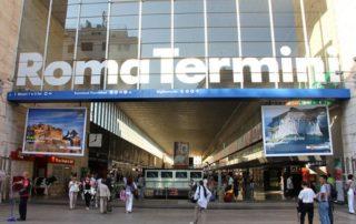 Noleggio Auto pulmini 9 posti Furgoni Autonoleggio Stazione Roma Termini