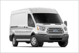 Ford Transit 14 q (via Tuo Rent)
