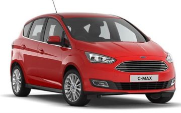 Ford C-Max (via Tuo Rent)