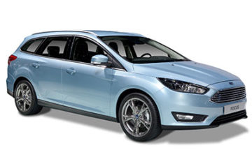 Ford Focus SW (via Tuo Rent)