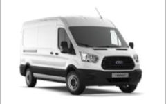 Ford Transit 11 q (via Tuo Rent)