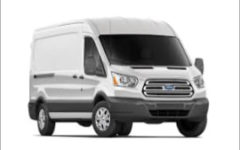 Ford Transit 14 q (via Tuo Rent)