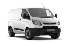 Ford Transit 8 q (via Tuo Rent)