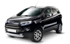 Ford EcoSport (via Tuo Rent)