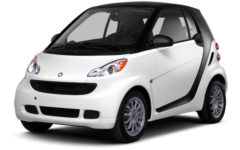 Smart fortwo (via Tuo Rent)